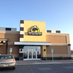 Photo taken at Buffalo Wild Wings by Raymond C. on 5/13/2012