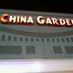 Photo taken at China Garden by Chris C. on 3/16/2012