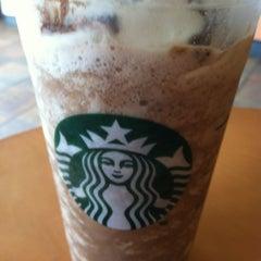 Photo taken at Starbucks by miria s. on 5/6/2012