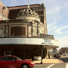 Photo taken at Strand Theatre by Chris ℳ. on 2/23/2012