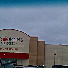 Photo taken at Woodman's Food Market by Stages P. on 3/3/2012