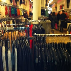 Photo taken at Necessary Clothing by Jill I. on 2/22/2012