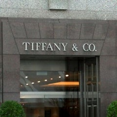 Photo taken at Tiffany & Co. by Colin G. on 3/3/2012