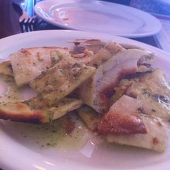 Photo taken at Bollini's Pizzeria Napolitana by Andia B. on 3/8/2012