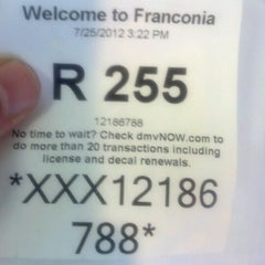 Photo taken at Virginia Department of Motor Vehicles by Alex T. on 7/25/2012