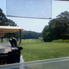 Photo taken at Bay Hills Golf Course by Silas R. on 6/20/2012