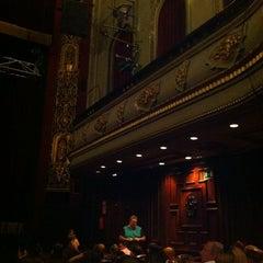 Photo taken at Teatro Nuevo Apolo by Wenyue G. on 6/24/2012