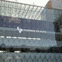 Photo taken at Lomas Plaza by Daniel G. on 6/1/2012