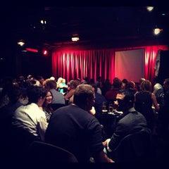 Photo taken at Soho Theatre Bar by Brett V. on 8/31/2012