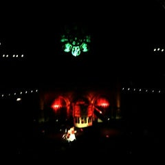 Photo taken at Union Chapel by Chris Y. on 3/2/2012