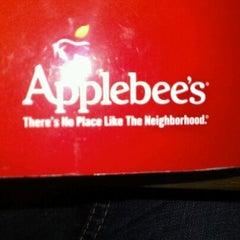Photo taken at Applebee's by Maura B. on 2/27/2012