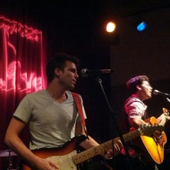 Photo taken at World Cafe Live by Melissa C. on 8/19/2012
