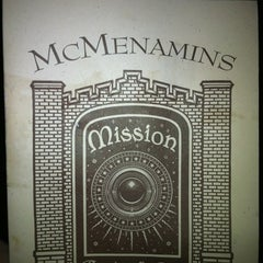 Photo taken at McMenamins Mission Theater by Richard A. on 3/22/2012