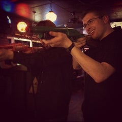 Photo taken at Acme Bar & Pizza by Andrew R. on 4/22/2012