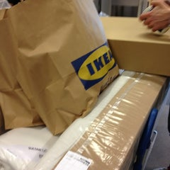 Photo taken at IKEA by Fredrik S. on 6/9/2012