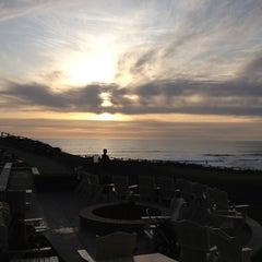 Photo taken at The Ritz-Carlton, Half Moon Bay by Mehrdad P. on 4/9/2012