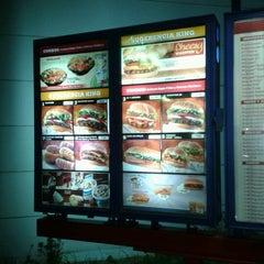 Photo taken at Burger King by Jesus A. on 7/31/2012