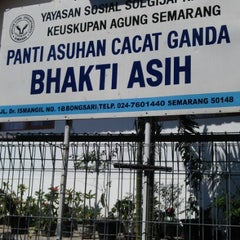 Photo taken at Panti asuhan cacat ganda bhakti asih by HAIDY D. on 8/5/2012