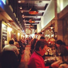 Photo taken at Jamie's Italian by Cam T. on 8/10/2012
