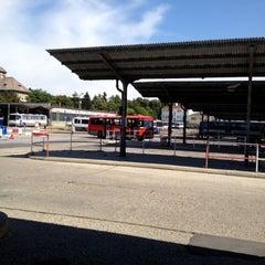 Photo taken at Autobusová stanica Nitra by Lenka P. on 7/19/2012