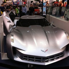 Photo taken at Vancouver International Auto Show by Meego Y. on 4/9/2012