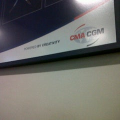 Photo taken at CMA CGM Argentina by Franco R. on 5/21/2012