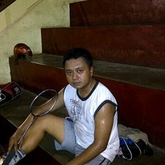 Photo taken at GOR Baluran by Deny i. on 4/16/2012