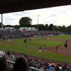 Photo taken at Pim Mulier Baseball Stadium by Gerard S. on 7/19/2012