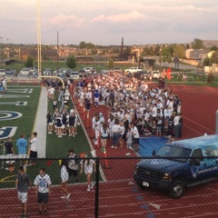 Photo taken at Valor Stadium by Rod R. on 8/25/2012