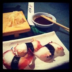 Photo taken at Miso Sushi by David B. on 3/18/2012