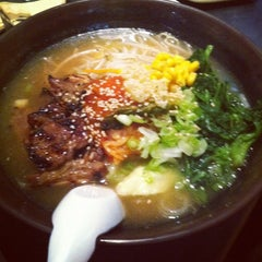Photo taken at Ramen Club by ophiesay on 8/6/2012