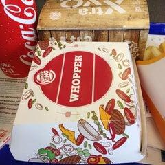Photo taken at Burger King by Göblyös Á. on 6/28/2012