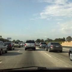 Photo taken at I-605 (San Gabriel River Freeway) by Antonio M. on 9/10/2012