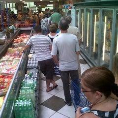 Photo taken at Hirota Supermercados by Ricardo P. on 3/4/2012
