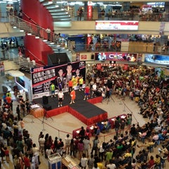 Photo taken at Megamall Pinang / Pacific Hyperstore by Cheng S. on 4/15/2012