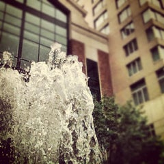 Photo taken at City Center at White Plains by Mary S. on 7/19/2012