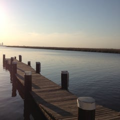 Photo taken at Bluegill Restaurant by Mary H. on 4/13/2012