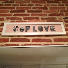 Photo taken at Cup Love by Aimee d. on 8/23/2012