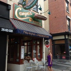 Photo taken at Campo's Deli by Brittany G. on 7/23/2012