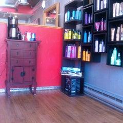 Photo taken at Salon 7 by Lester K. on 6/23/2012