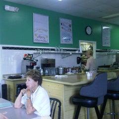 Photo taken at Sweet Pea Cafe by Brad K. on 7/15/2012