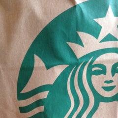 Photo taken at Starbucks by Joy F. on 6/11/2012