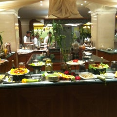 Photo taken at Sheraton Riyadh Hotel & Towers by Diego F. C. on 7/24/2012