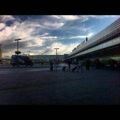 Photo taken at Terminal 5 by Sergiy L. on 7/19/2012