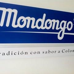 Photo taken at Mondongos by Ricardo D. on 5/6/2012