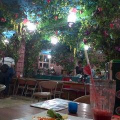 Photo taken at Strawberry Cafe by Gianita O. on 8/8/2012
