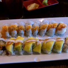 Photo taken at Blue Nami by Samantha on 5/27/2012