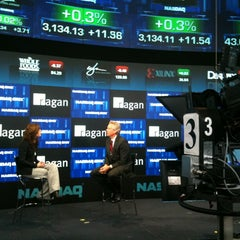 Photo taken at Nasdaq by jon a. on 3/27/2012