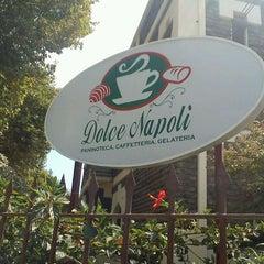 Photo taken at Dolce Napoli by Sebastian H. on 2/28/2012