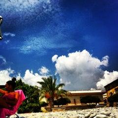 Photo taken at Trebisacce Beach by Antonio P. on 8/14/2012